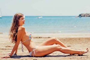 breast development in puberty